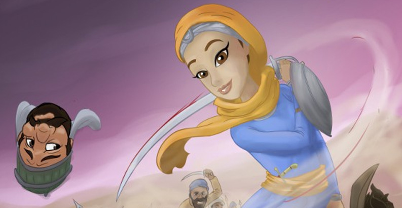 Rejected Princesses.com #11 – Mai Bhago