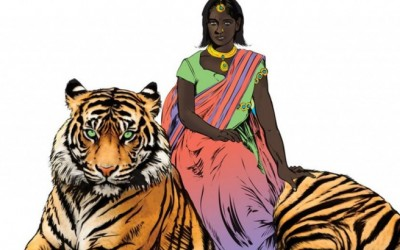 India's new comic 'super hero': Priya, the rape survivor