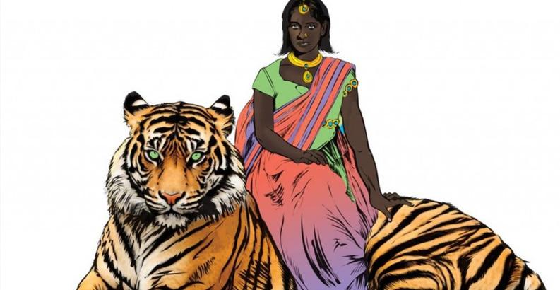 India's new comic 'super hero': Priya, the rape survivor